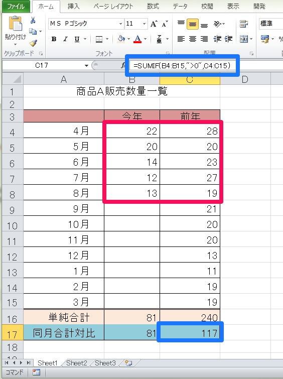 excel_sumif